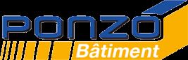 Logo Ponzo Bâtiment