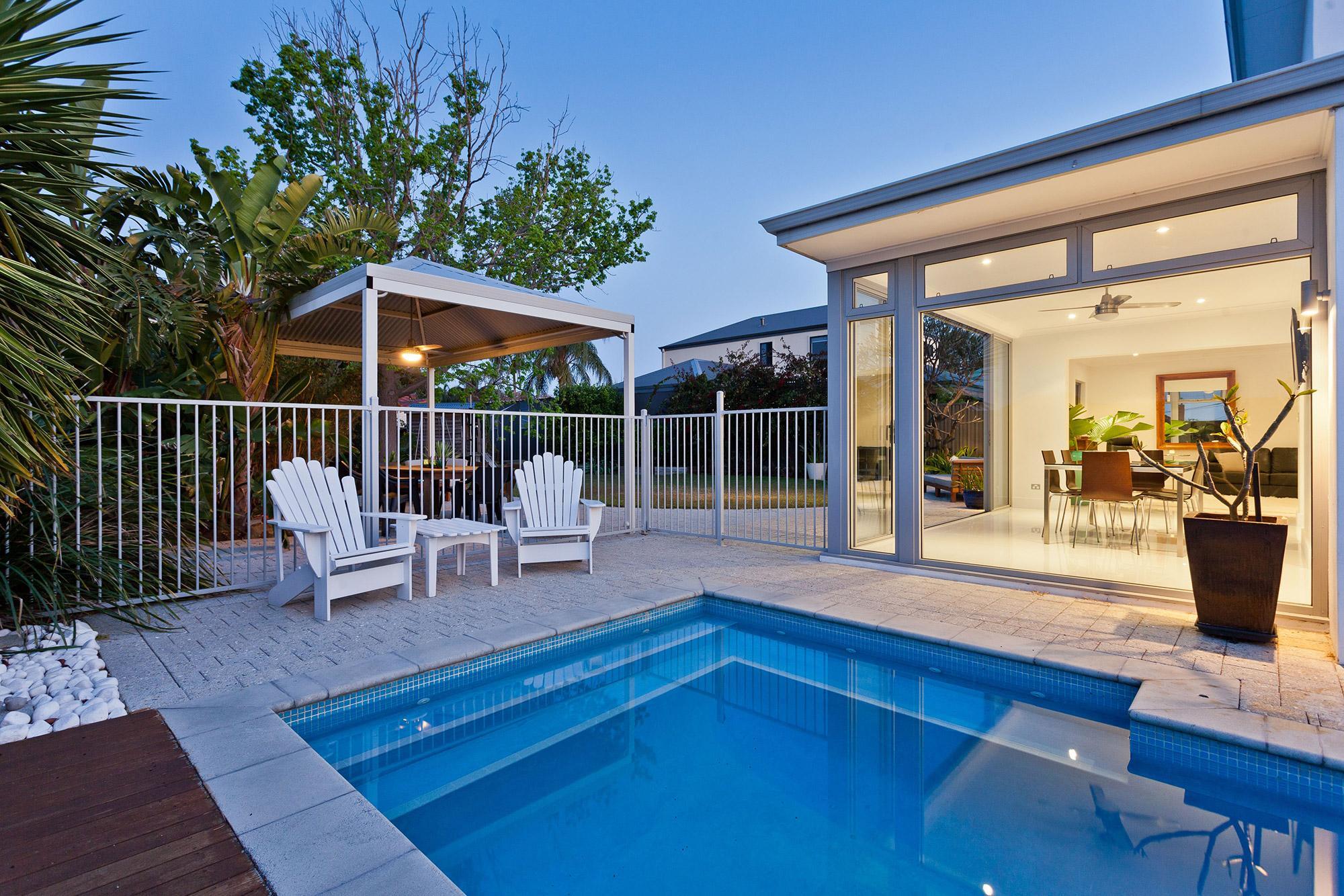 Une piscine pour l'été 2022